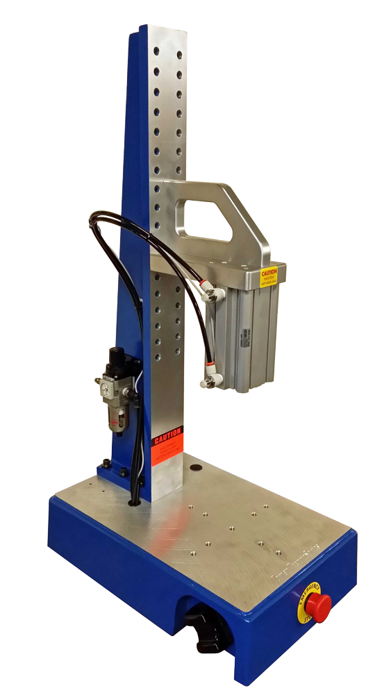 light duty industrial air press