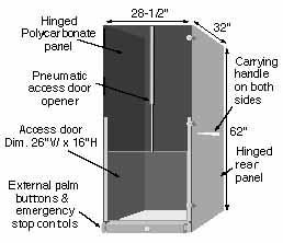 ultrasonic welding sound enclosure