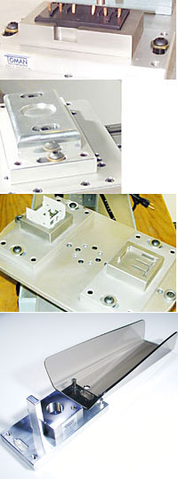 ultrasonic welding fixtures, fixture plate