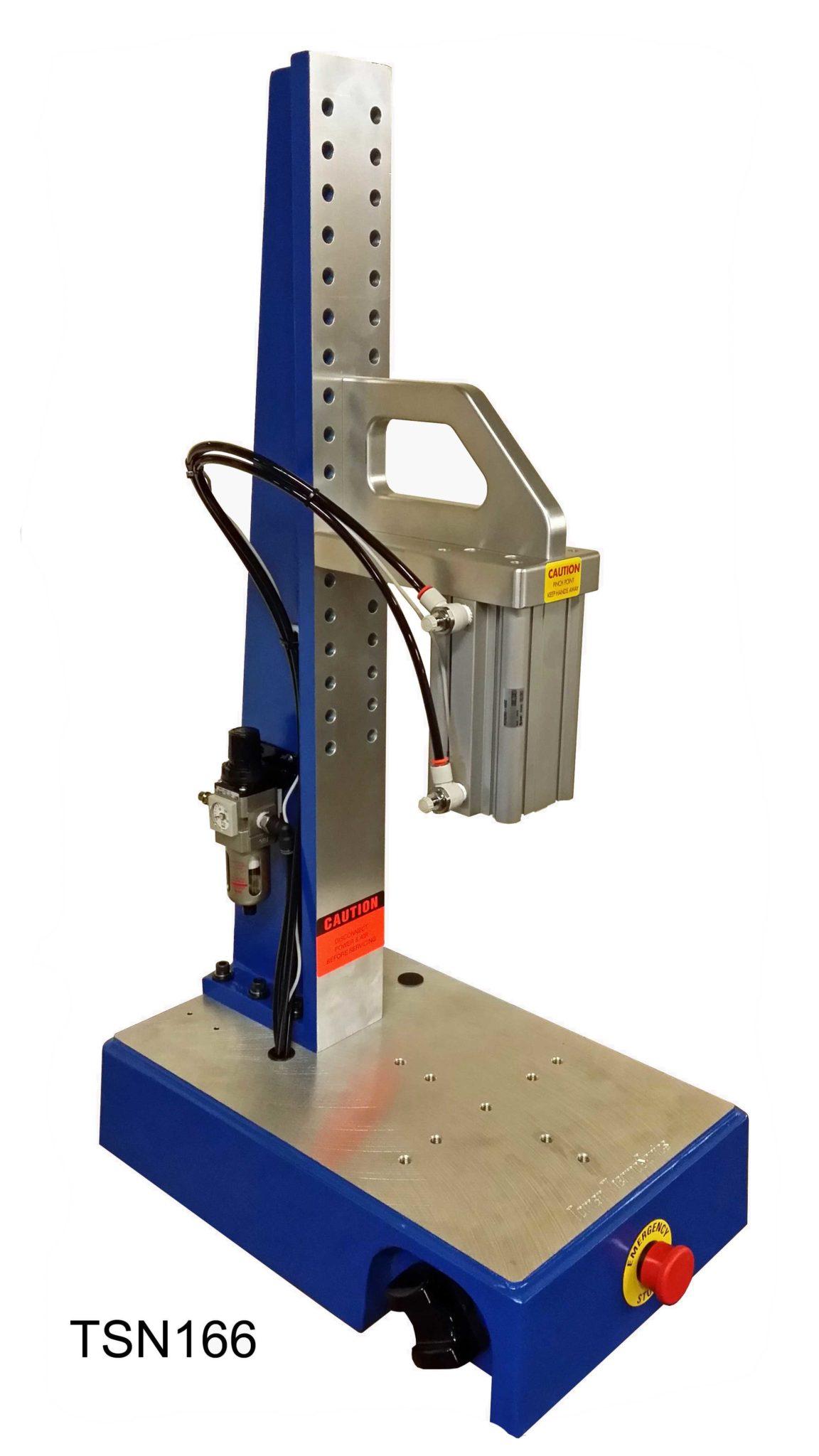 pneumatic presses, air press, toman thermosonics technical info