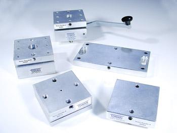 ultrasonic modular fixture, ultrasonic tools, ultrasonic welding quick change fixtures, ultrasonic welding quick change fixtures