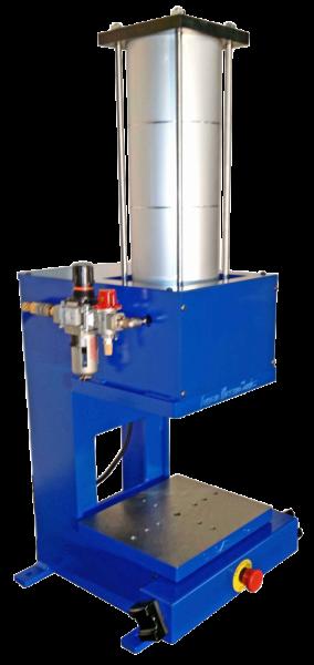 one four ton air press